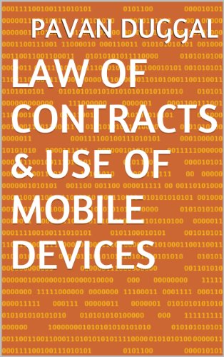 LAW OF CONTRACTS & USE OF MOBILE DEVICES