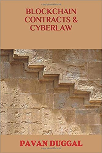 BLOCKCHAIN CONTRACTS & CYBERLAW (Paperback)